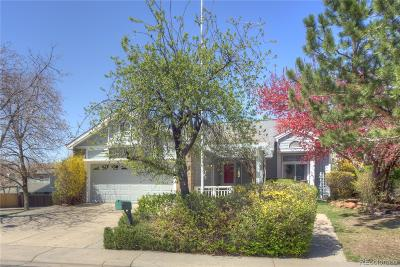 Thornton Single Family Home Under Contract: 1013 East 130th Drive