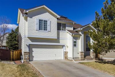 Highlands Ranch, Lone Tree Single Family Home Under Contract: 418 Sylvestor Trail
