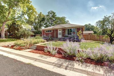 Northglenn Single Family Home Under Contract: 10640 Larry Drive