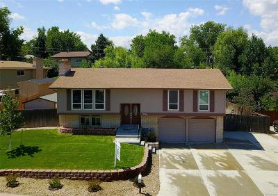 Northglenn Single Family Home Under Contract: 10527 Ura Lane