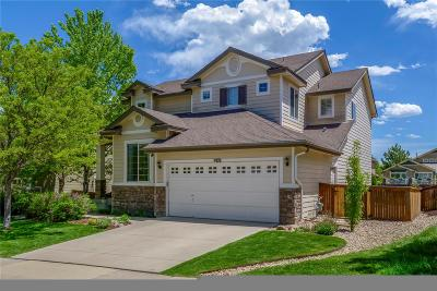 Littleton Single Family Home Active: 9778 South Johnson Way