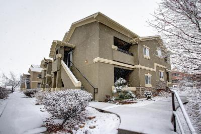 Highlands Ranch Condo/Townhouse Active: 4505 Copeland Loop #102