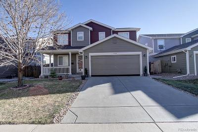 Littleton Single Family Home Active: 5943 Jaguar Way