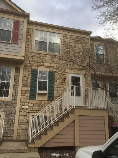 Castle Rock, Conifer, Cherry Hills Village, Greenwood Village, Englewood, Lakewood, Denver Condo/Townhouse Active: 10705 West Dartmouth Avenue