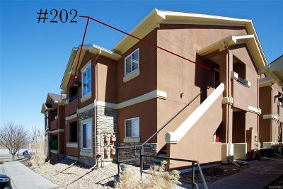 Highlands Ranch Condo/Townhouse Under Contract: 4465 Copeland Loop #202