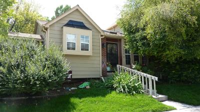 Aurora Condo/Townhouse Under Contract: 17408 East Rice Circle #D