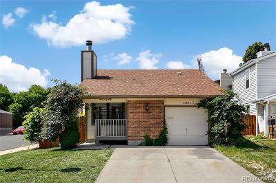 Northglenn Single Family Home Active: 11801 Sherman Street
