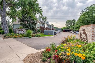 Denver Condo/Townhouse Active: 1885 South Quebec Way #A110