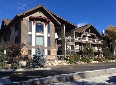 Condo/Townhouse Active: 730 Yampa Avenue #B3