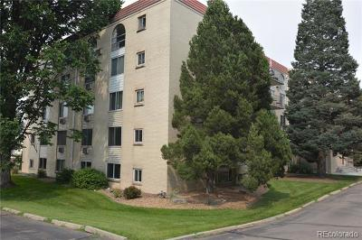 Wheat Ridge Condo/Townhouse Active: 7801 West 35th Avenue #10