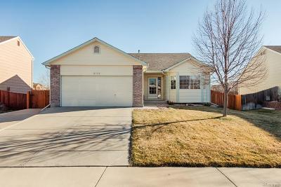 Longmont Single Family Home Active: 2132 Santa Fe Drive