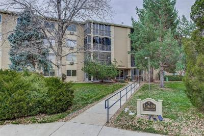 Condo/Townhouse Active: 13635 East Bates Avenue #102