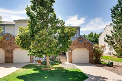Littleton Condo/Townhouse Active: 8918 West Plymouth Avenue