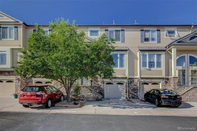 Littleton Condo/Townhouse Active: 11228 West Radcliffe Drive