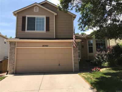 Westridge Single Family Home Under Contract: 10307 Woodrose Lane