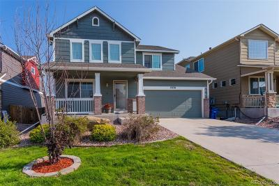 Colorado Springs Single Family Home Active: 7830 Guinness Way