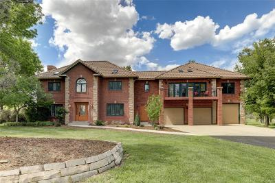 Boulder Single Family Home Active: 4937 Valkyrie Drive
