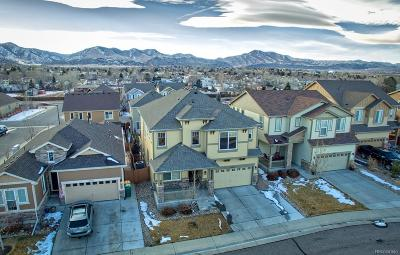 Littleton Single Family Home Under Contract: 11210 West Tanforan Circle