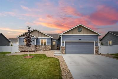 Larimer County Single Family Home Active: 3744 Mount Flora Street