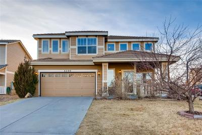 Meadows, The Meadows Single Family Home Under Contract: 4299 Bountiful Circle