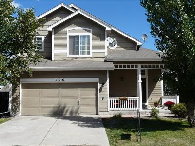 Single Family Home Sold: 11016 Ouzel Court