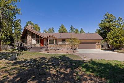 Larkspur CO Single Family Home Under Contract: $549,900