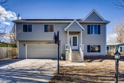 Milliken Single Family Home Under Contract: 201 North Beulah Avenue