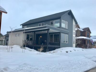 Steamboat Springs CO Single Family Home Active: $675,000