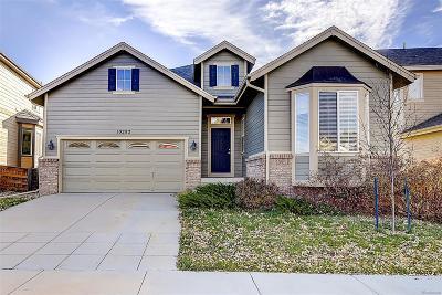 Reunion Single Family Home Active: 10282 Sedalia Street