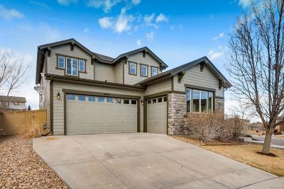 Highlands Ranch Single Family Home Under Contract: 10951 Bluegate Way