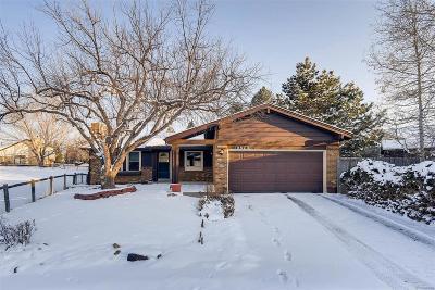 Cotton Creek Single Family Home Under Contract: 10870 Stuart Court