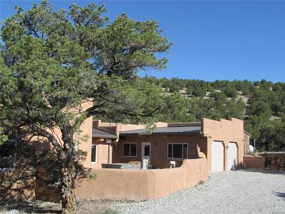 Salida Single Family Home Under Contract: 5250 Silverheels Road