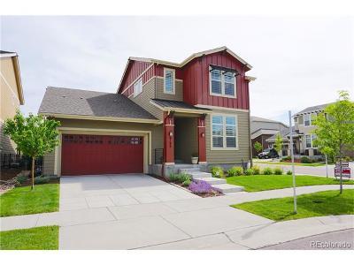 Lone Tree Single Family Home Active: 9199 Prairie Sky Lane