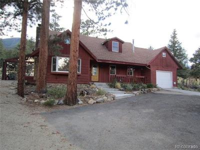 Buena Vista CO Single Family Home Active: $419,500