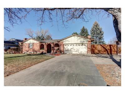 Aurora, Denver Single Family Home Active: 439 Oswego Court