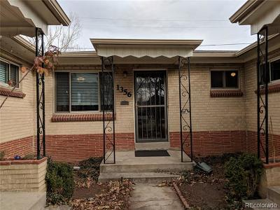 Denver Rental Active: 1356 South Sherman Street
