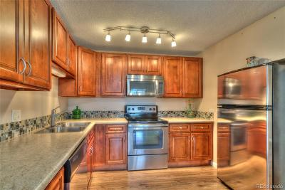 Denver Condo/Townhouse Active: 595 South Alton Way #11C