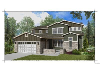 Parker Single Family Home Active: 12750 Ventana Drive