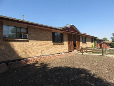 Golden Multi Family Home Under Contract: 12513 West 8th Avenue