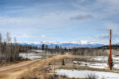 Como CO Residential Lots & Land Active: $17,000