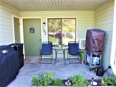 Castle Rock CO Condo/Townhouse Under Contract: $138,000