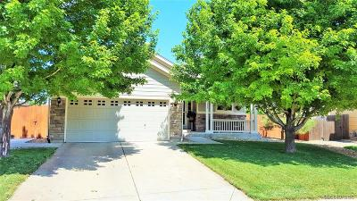 Frederick Single Family Home Under Contract: 7496 Hickory Circle