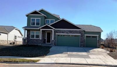 Erie Single Family Home Active: 2855 Eagle Circle