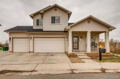 Arvada Single Family Home Active: 6350 Quitman Court