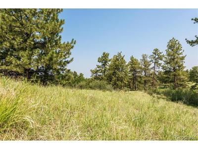 Parker Residential Lots & Land Active: 8810 Catena Court