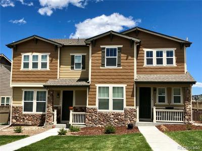 Castle Rock Condo/Townhouse Active: 3578 Fennel Street