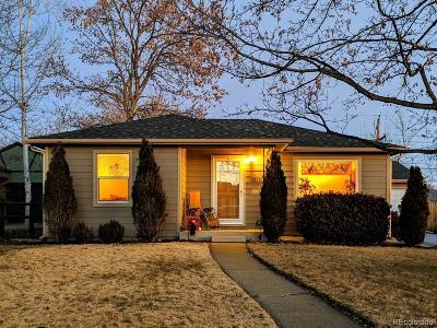 Edgewater Single Family Home Under Contract: 2418 Otis Street