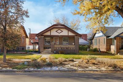 Single Family Home Under Contract: 1707 South Logan Street