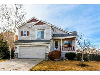 Centennial Single Family Home Under Contract: 21030 East Belleview Place