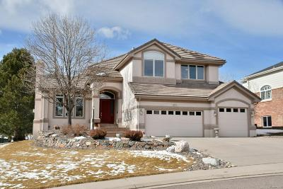 Arvada Single Family Home Under Contract: 6973 Secrest Court